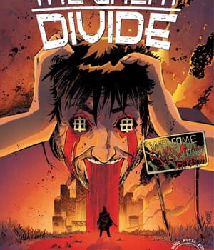 Writers Commentary &#8211 Ben Fisher Talks The Great Divide #1