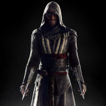 Assassin's Creed Clip Shows Us Michael Fassbender Being Watched