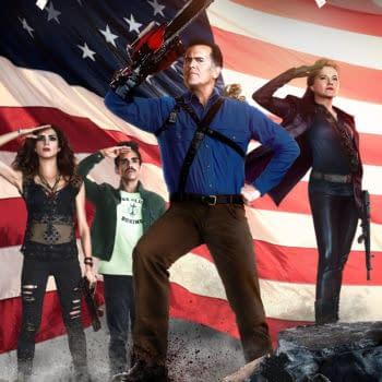 Ash Vs Evil Dead Season 2: Double The Blood, Double The Gore