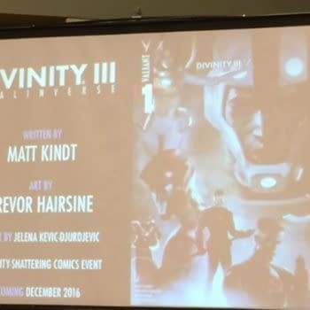 First Look At Divinity III: Stalinverse From Baltimore Comic Con
