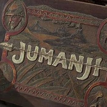 This Possible Plot Synopsis For Jumanji Sounds Pretty Weird