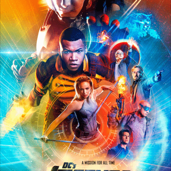 DC's Legends Of Tomorrow Season 2 Poster Released