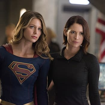 Who Will Save Alex Kara And Maggie Must Work Together On Supergirl