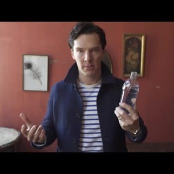 Benedict Cumberbatch Shows Why He's The Sorcerer Supreme