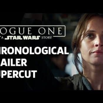 Watch A Rogue One: A Star Wars Story Supercut Of All The Trailers