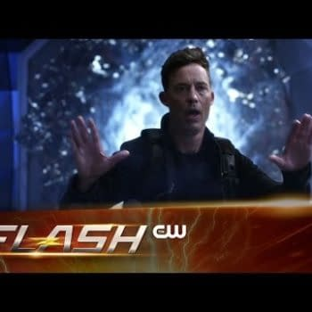Harrison Wells Returns With A Quick Little Problem