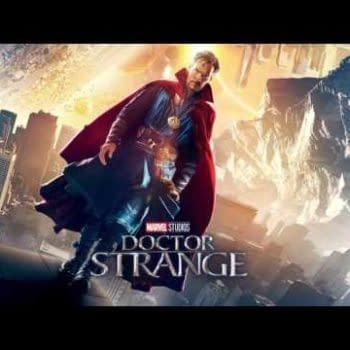 Get A Listen To Doctor Strange's Psychedelic Credit Music