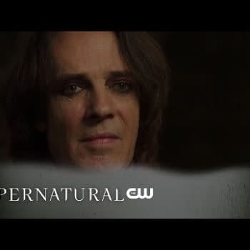 The Cast Of Supernatural Talk Working With Rick Springfield