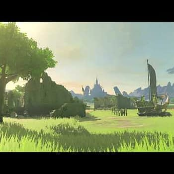 Watch The Weather Effects In This Peaceful Legend Of Zelda: Breath Of The Wild Video