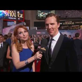 Benedict Cumberbatch Talks Doctor Strange And How The Humor Humanizes The Fantastical