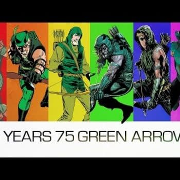 75 Years Of The Emerald Archer