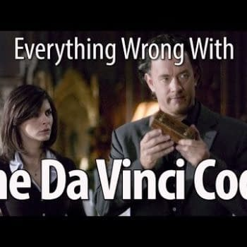 With Inferno Coming – Everything Wrong With The Da Vinci Code