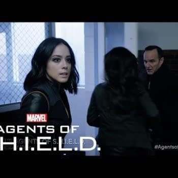Rocking The Cell Block… Daisy's Last Stand On Agents Of SHIELD