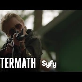 Don't Mess With A Mother With An Assault Rifle – Sneak Peek Of Aftermath