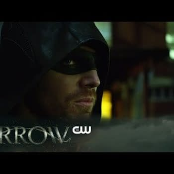 The New Team Arrow Isn't A Team Yet And A Blue Beetle Reference