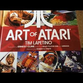 Unboxing The Art Of Atari &#8211 An Amazing Trip Down Memory Lane