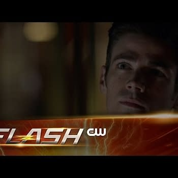A Cocky Barry Allen Confronts Eobard Thawne
