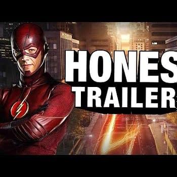 The Flash Gets An Honest Trailer