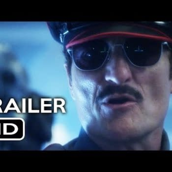 Kim Coates Is Pretty Damn Convincing As A Repeatedly Resurrected Cop In This Officer Downe Trailer