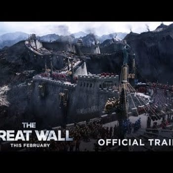 The Great Wall New NYCC Trailer — Keeping Out The Monsters, Almost