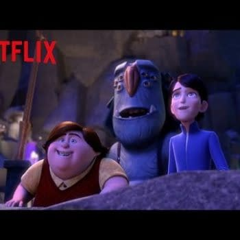 Guillermo del Toro's Trollhunters First Official Trailer