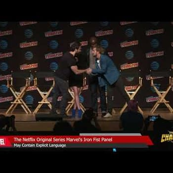 The Defenders Unite At NYCC