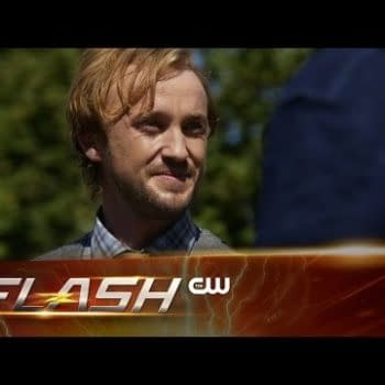 Tom Felton Joins The Cast Of The Flash Tonight