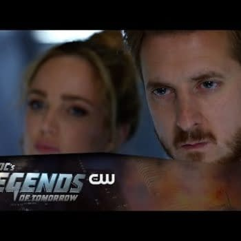 The Legends Of Tomorrow Do Exactly What They're Not Supposed To