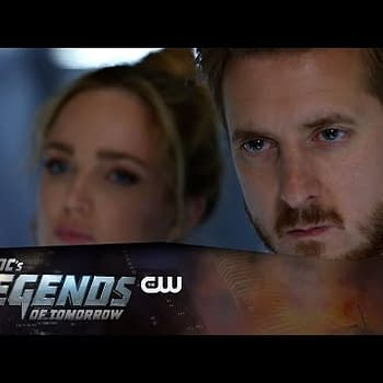 The Legends Of Tomorrow Do Exactly What Theyre Not Supposed To