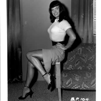 Pinup Queen Bettie Page Returns To Comics After 20 Years