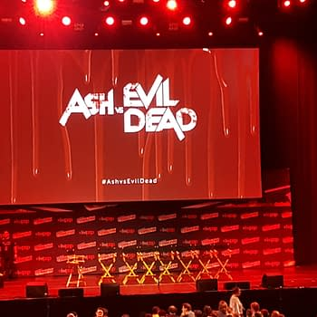 Ash vs. Evil Dead Continues… A Bloody Good Time
