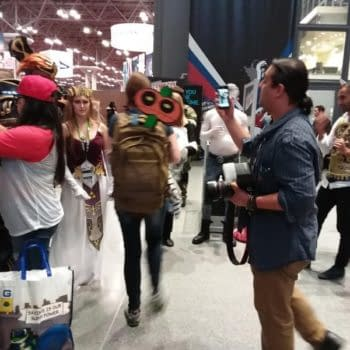 How Real Is Too Real? From Alex Ross To Cosplay At NYCC