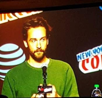 Sleepy Hollows Return At New York Comic Con
