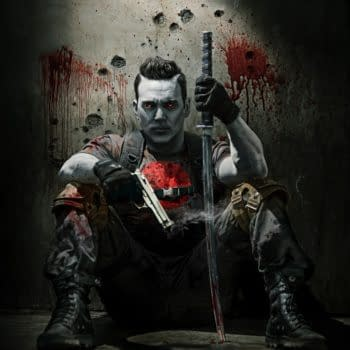 Jason David Frank Is Bloodshot In First Look Image