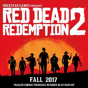 Red Dead Redemption 2 Confirmed By Rockstar With A Fall 2017 Release Date