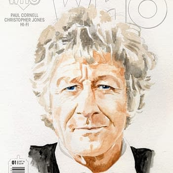 When Paul Cornell Had An Idea That Could Only Work With The Third Doctor Who