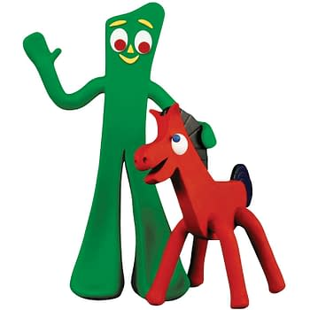 60 Years Of Gumby Collected In A New Retrospective On The Character And His Creator