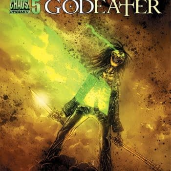 """""""I Knew Going In How The Godeater Could Be Defeated."""" – Justin Jordan Talks Evil Ernie: Godeater"""