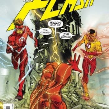 Bleeding Cool Bestseller List – 30th October 2016 – Not Just A Flash In The Pan