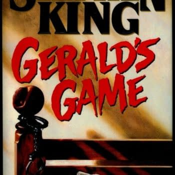 Netflix To Adapt Stephen King's Gerald's Game