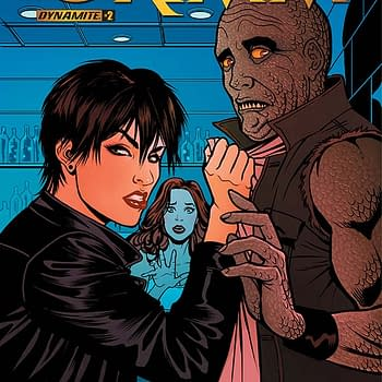 Exclusive Extended Previews For James Bond: Hammerhead #1 And Grimm Vol 2 #2