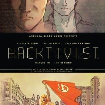 Alyssa Milano's Hacktivist To Be Adapted For The CW