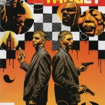 The Comic Book History Of The Human Target