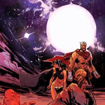 Brian Wood To Tackle John Carter: Warlord Of Mars