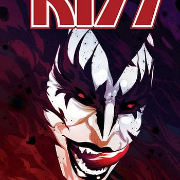 Writers Commentary &#8211 Amy Chu Talks Kiss #1 With Special Guest Kewber Baal