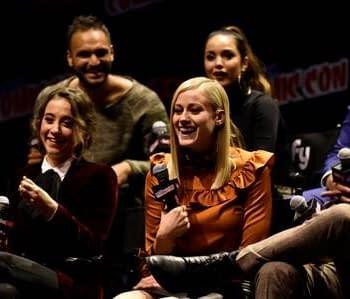 The Magic Of The Magicians &#8211 Talking Season Two At NYCC