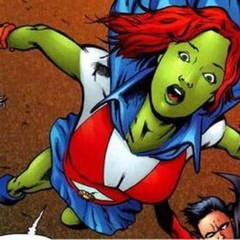 The Comic Book History Of Miss Martian