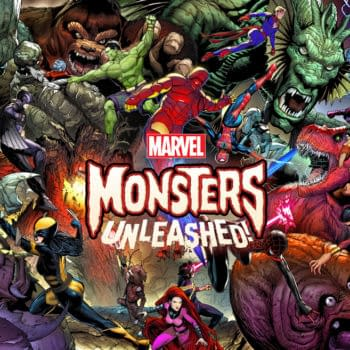 Marvel Releases 1960's Style Trailer For Monsters Unleashed!