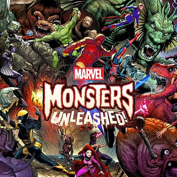 Marvel Releases 1960s Style Trailer For Monsters Unleashed