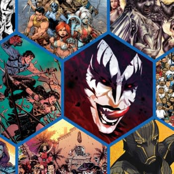 Dynamite's NYCC 2016 Exclusives Variants, Buttons, Trading Cards And Preview Books